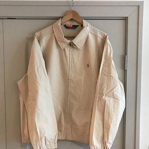 Polo Ralph Lauren Jacket XXL Cream